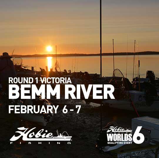 Daiwa Round 1: Bemm River, Victoria.