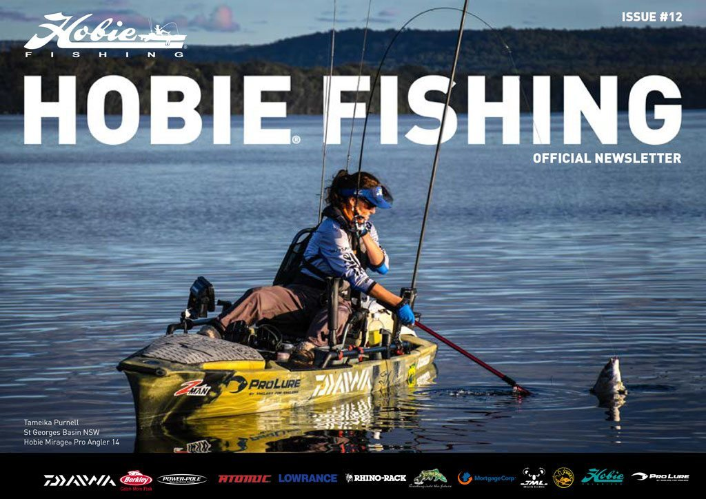 hobie fishing newsletter issue12 June 2017
