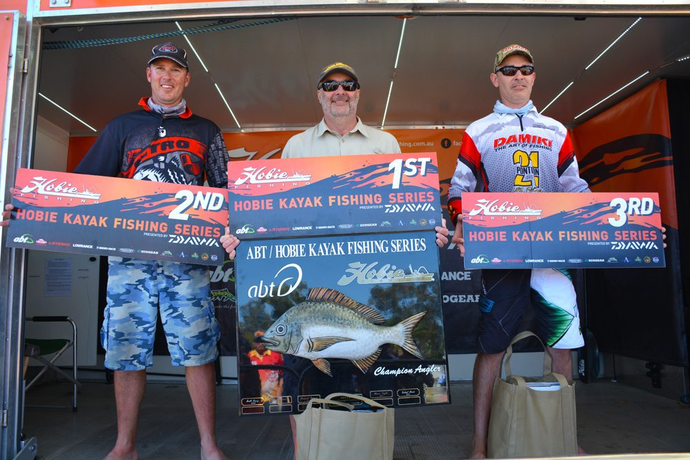 2014 Hobie Kayak Bream Series Australian Championship Results