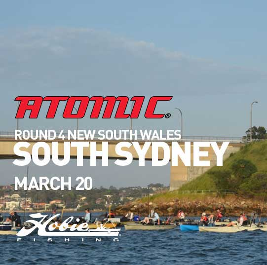 Atomic Round 4: South Sydney, New South Wales