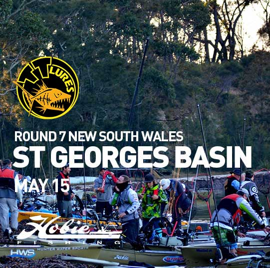 TT Lures Round 7: St Georges Basin, NSW