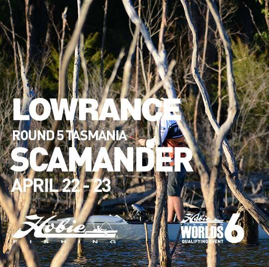 Lowrance Round 5: Scamander, Tasmania.