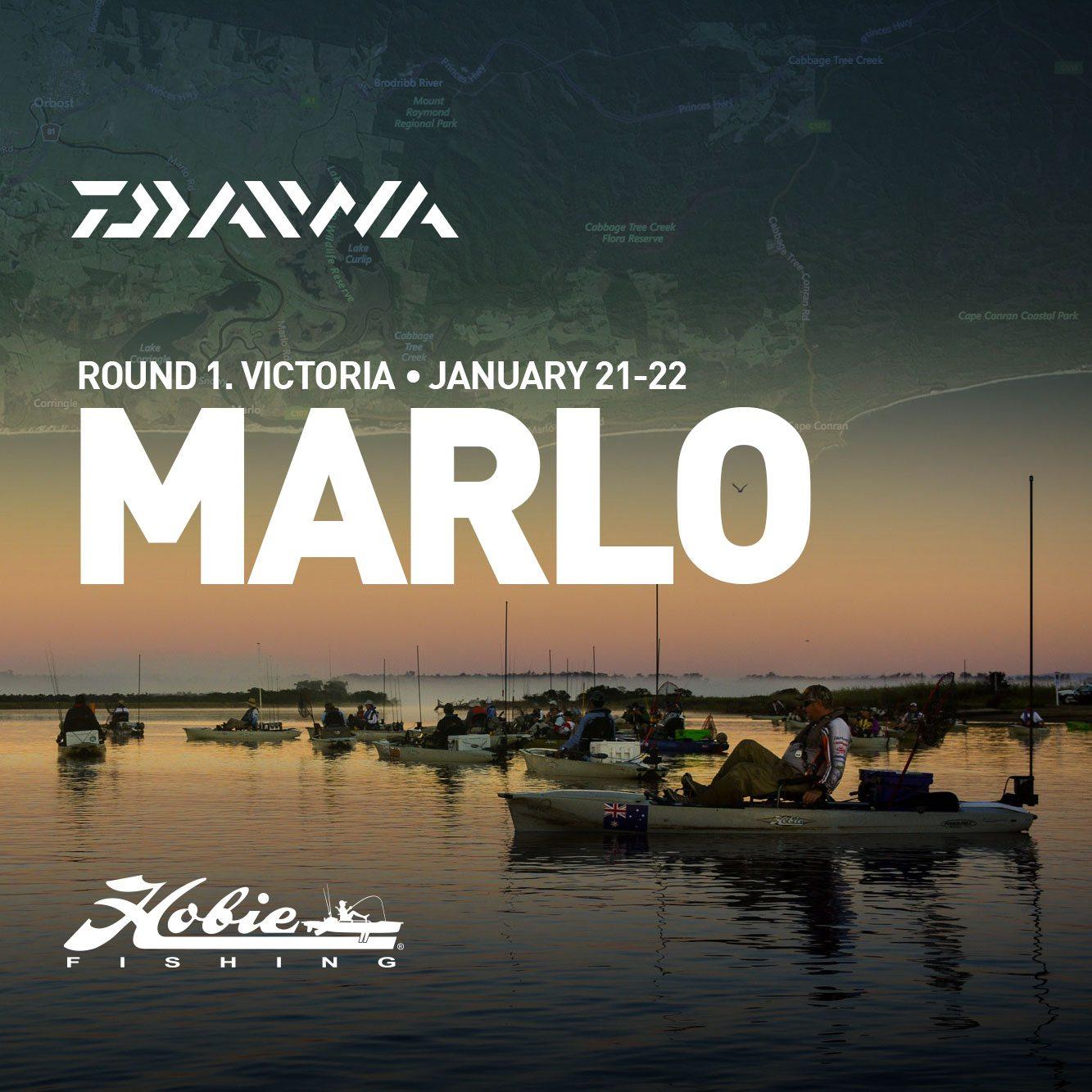 Daiwa Round 1. Marlo, Victoria.