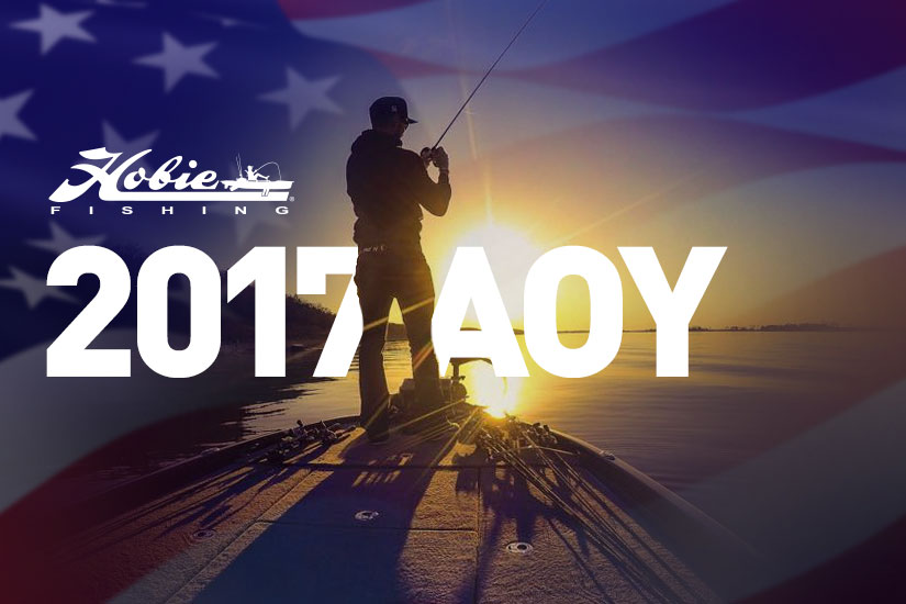 AOY feature - Hobie Kayak Fishing Series