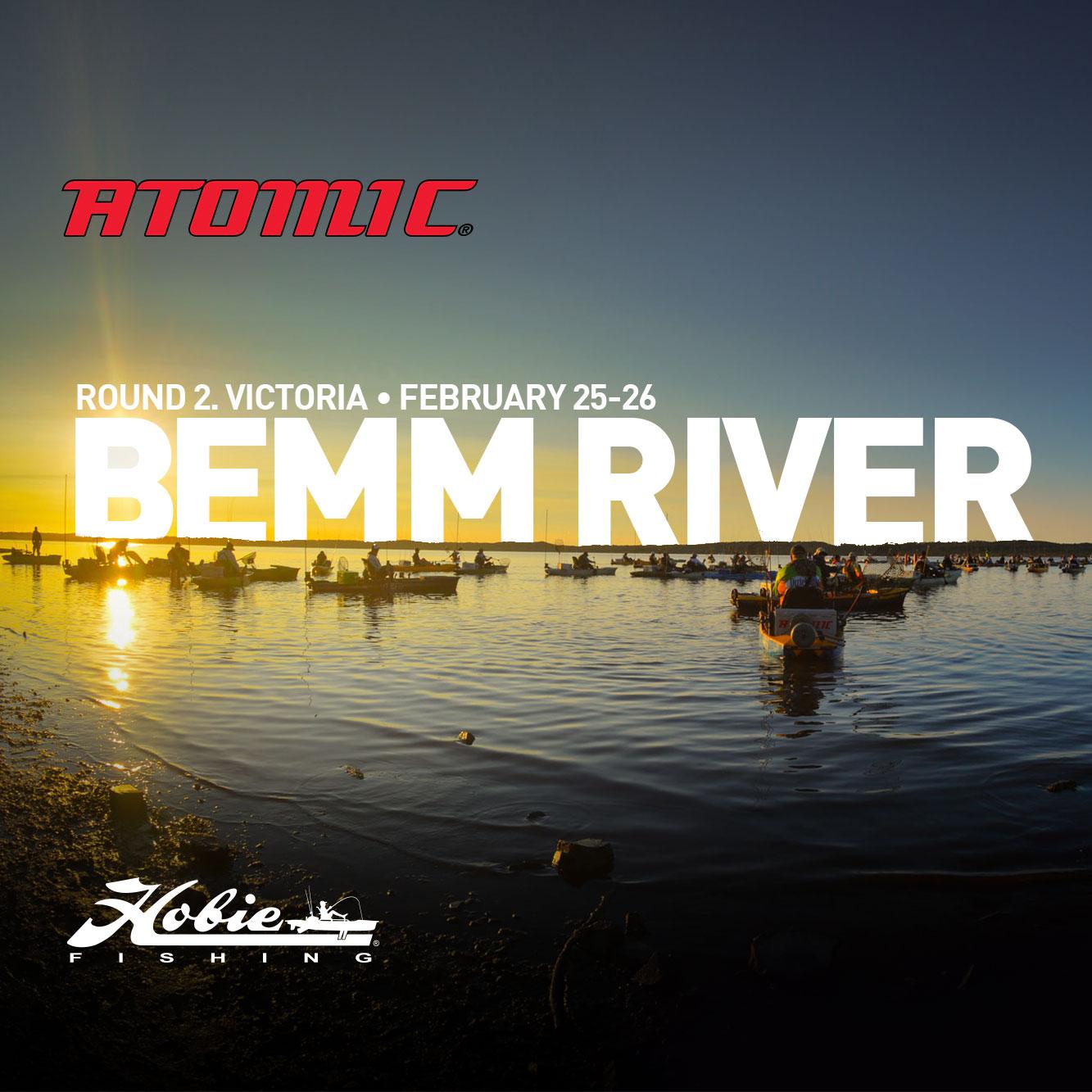 Atomic Round 2. Bemm River, Victoria.