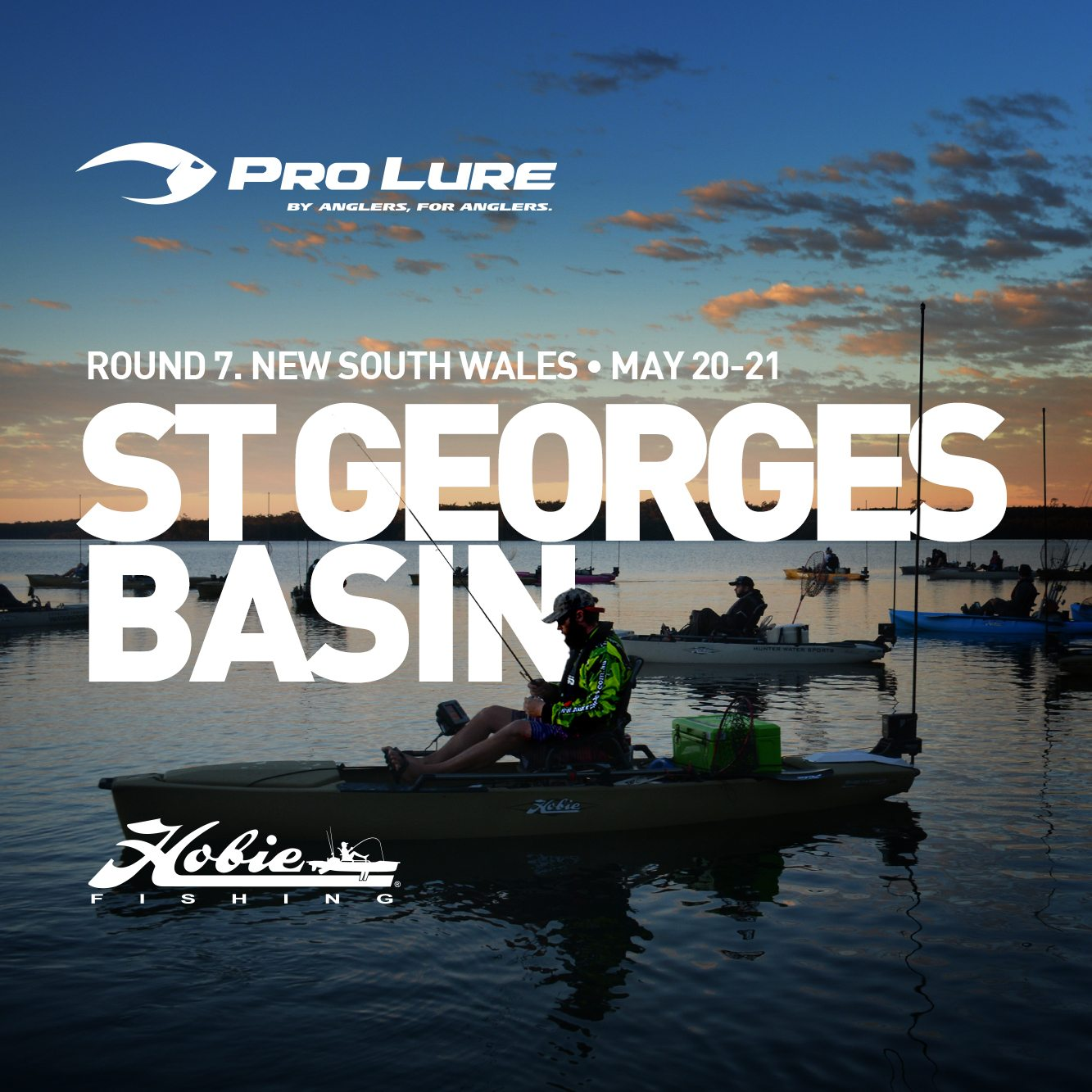 Pro Lure Round 7. St Georges Basin, NSW.