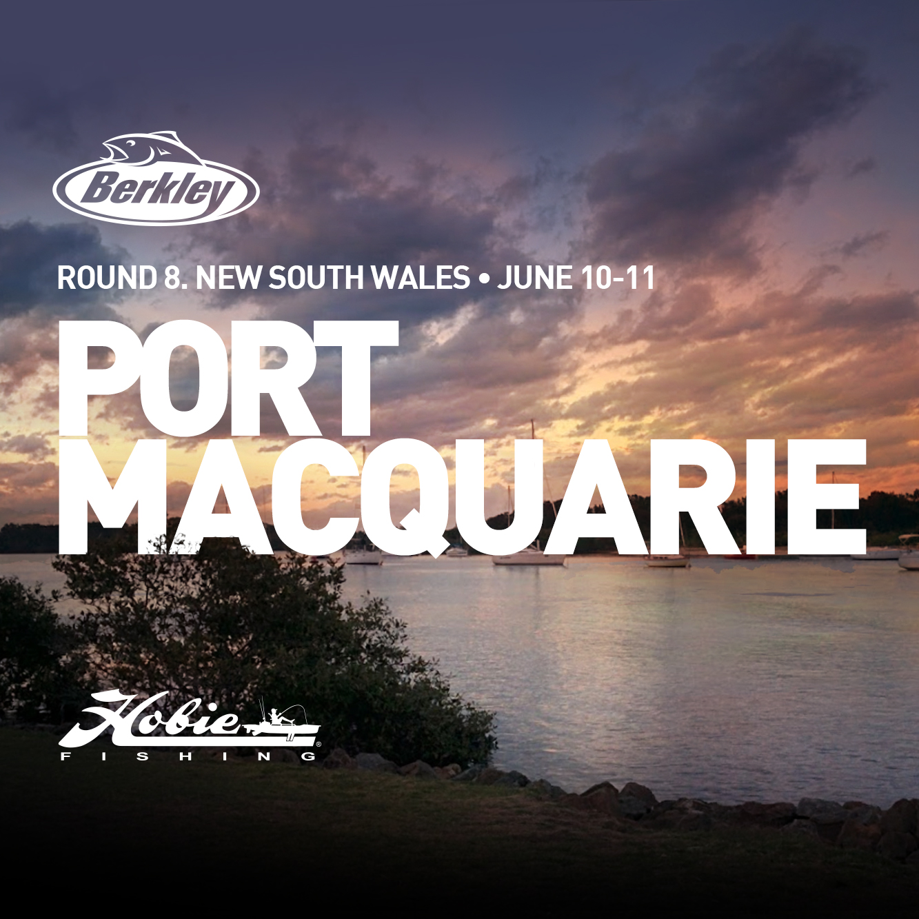 Berkley Round 8. Port Macquarie, NSW.
