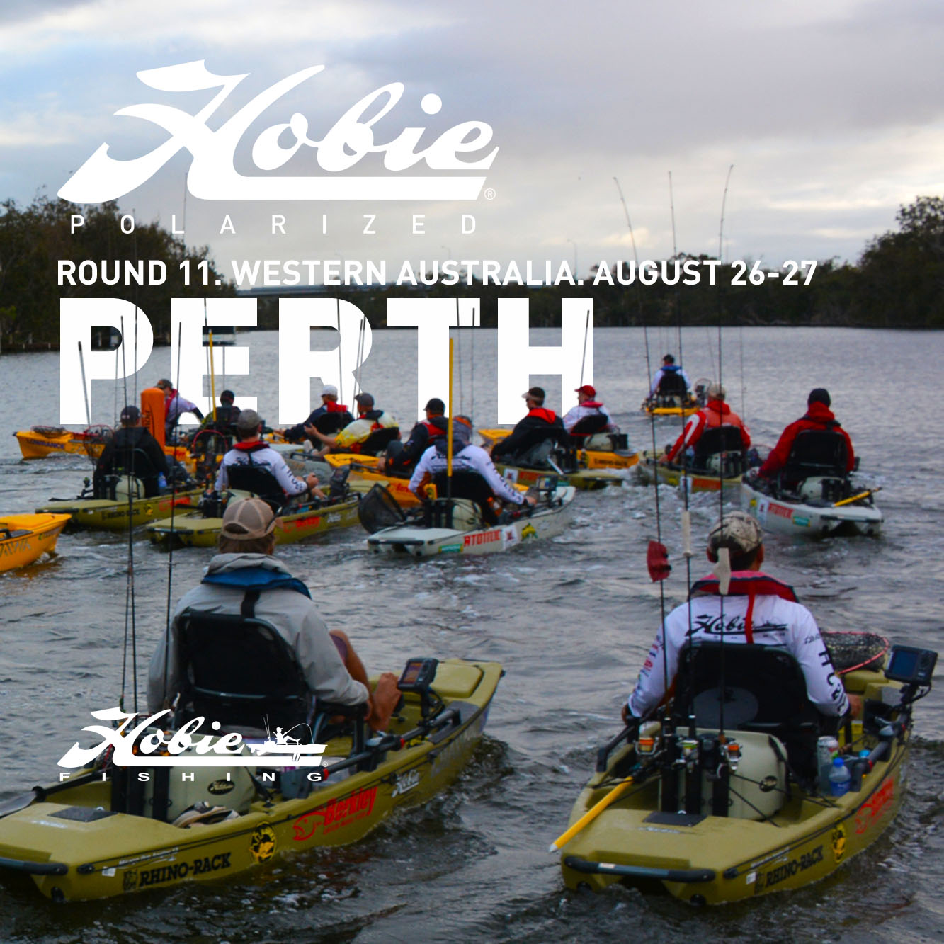 Hobie Polarized Round 11. Perth, Western Australia