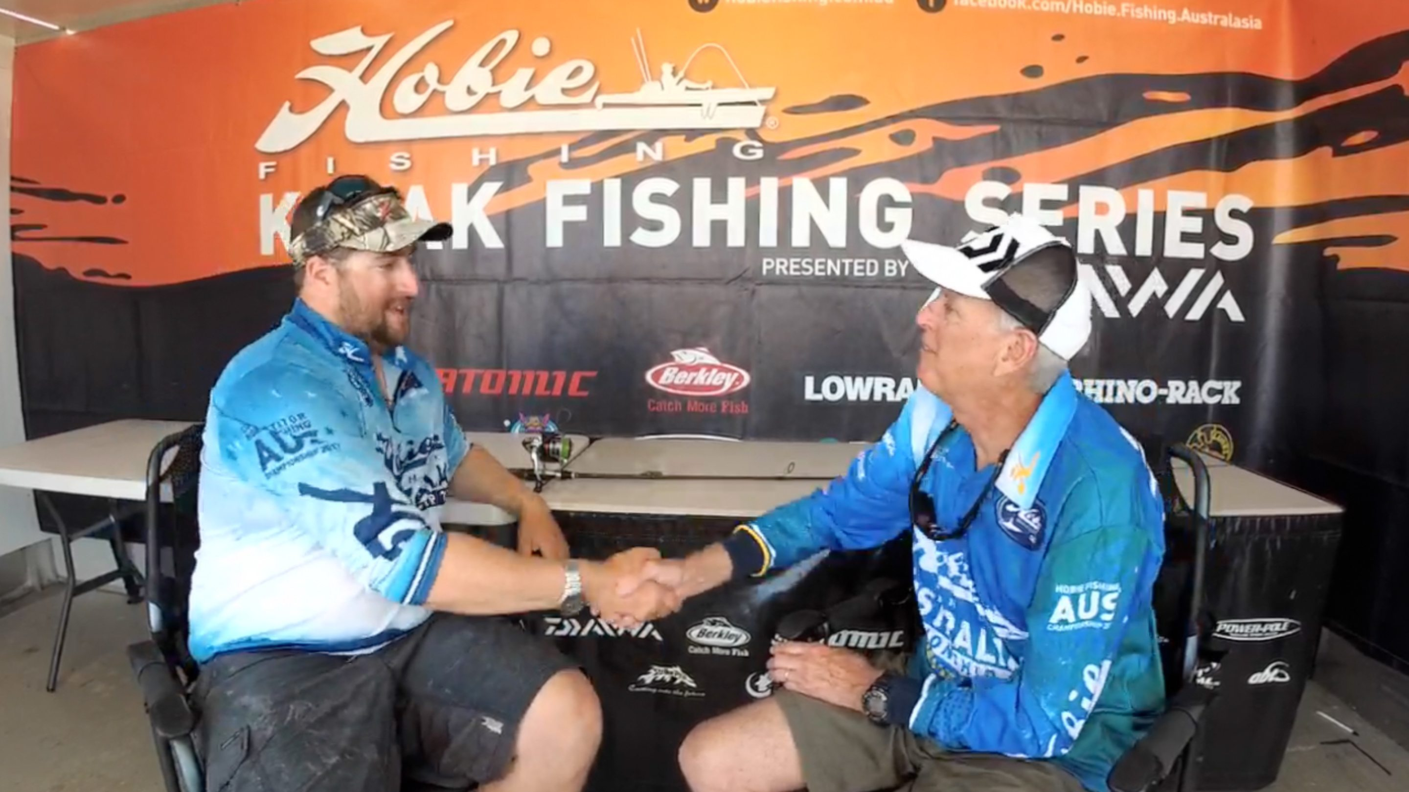 Talking Tackle and Tactics with Australian Champion Runner-Up Alex Greisdorf – Interviewed by Steve Fields