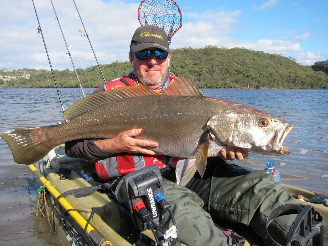 hobie bream angler andrew death
