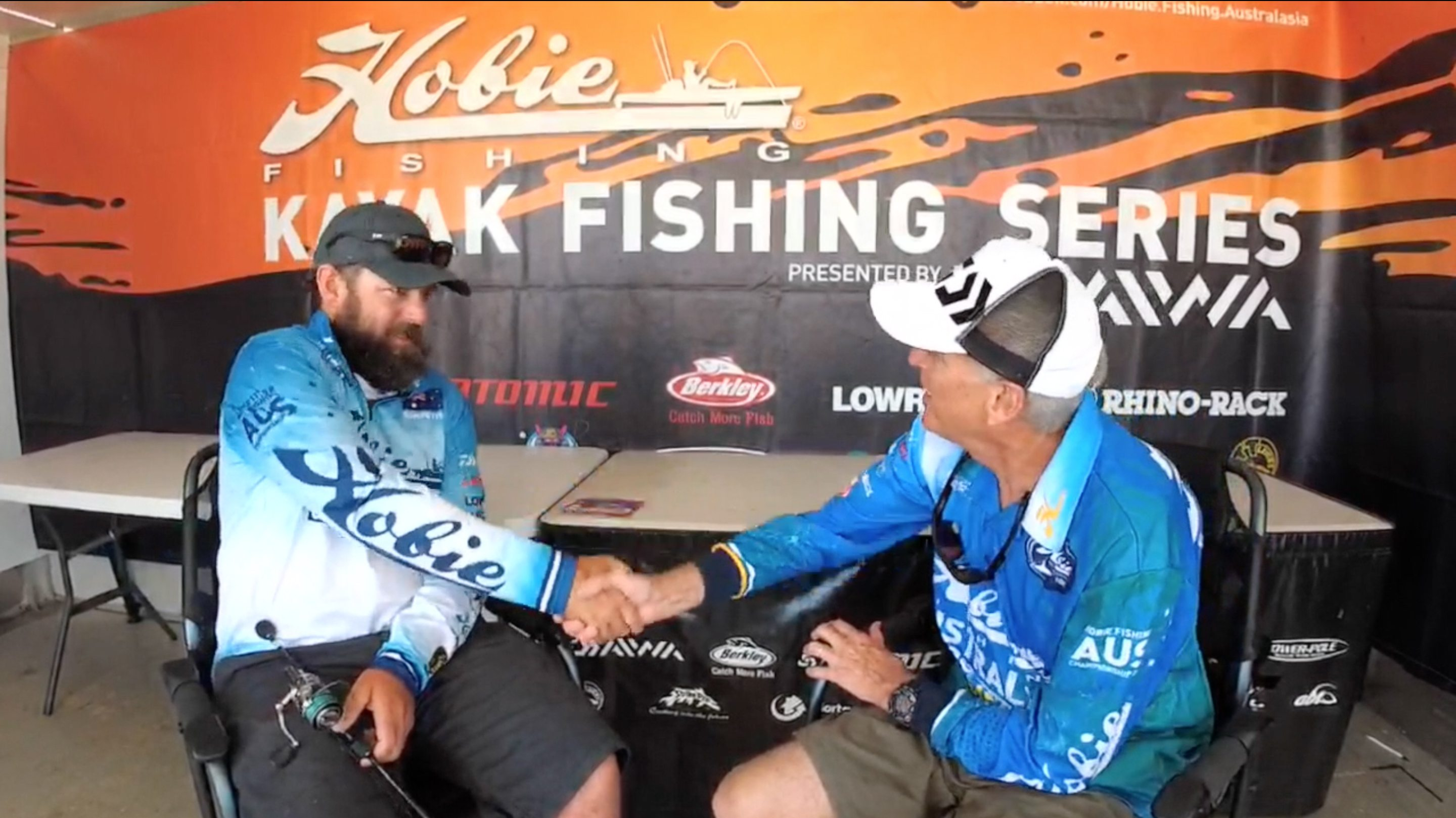 Talking Tackle and Tactics with Australian Champion Paul Burton – Interviewed by Steve Fields