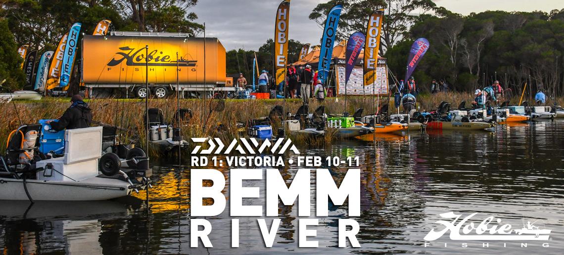 Daiwa Round 1. Bemm River, Victoria 2018