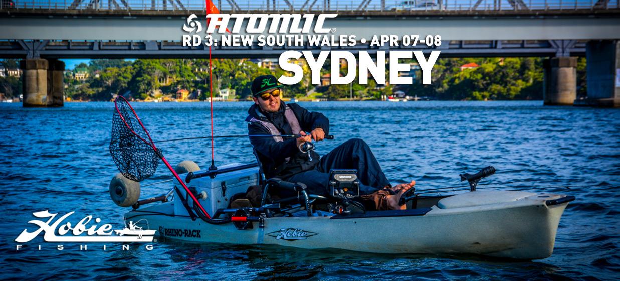 Atomic Round 3. Sydney, NSW 2018