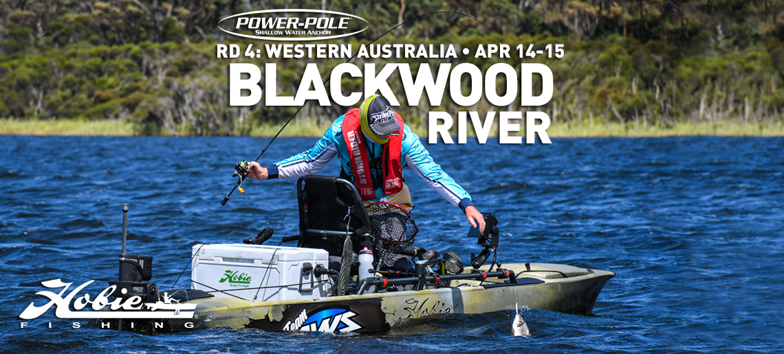 Powerpole Round 4. Blackwood River, WA 2018