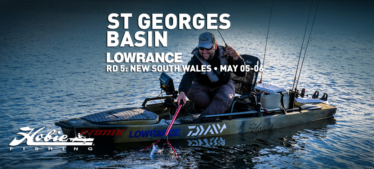 Lowrance Round 5. St Georges Basin, NSW 2018