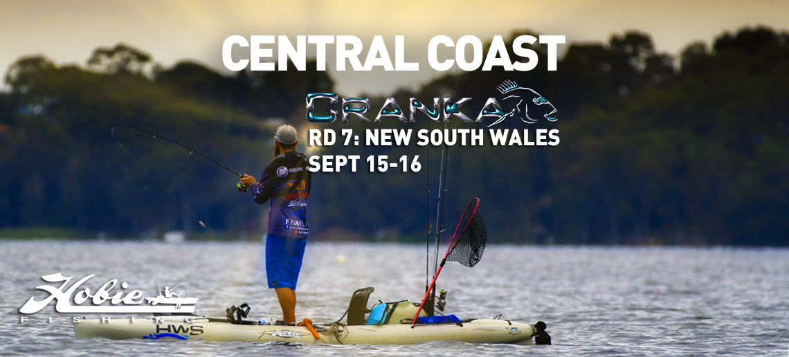 Cranka Lures Round 7. Central Coast, NSW 2018