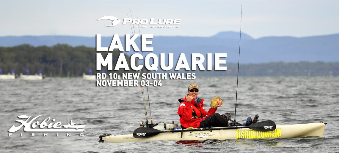 Pro-Lure Round 10. Lake Macquarie, NSW 2018