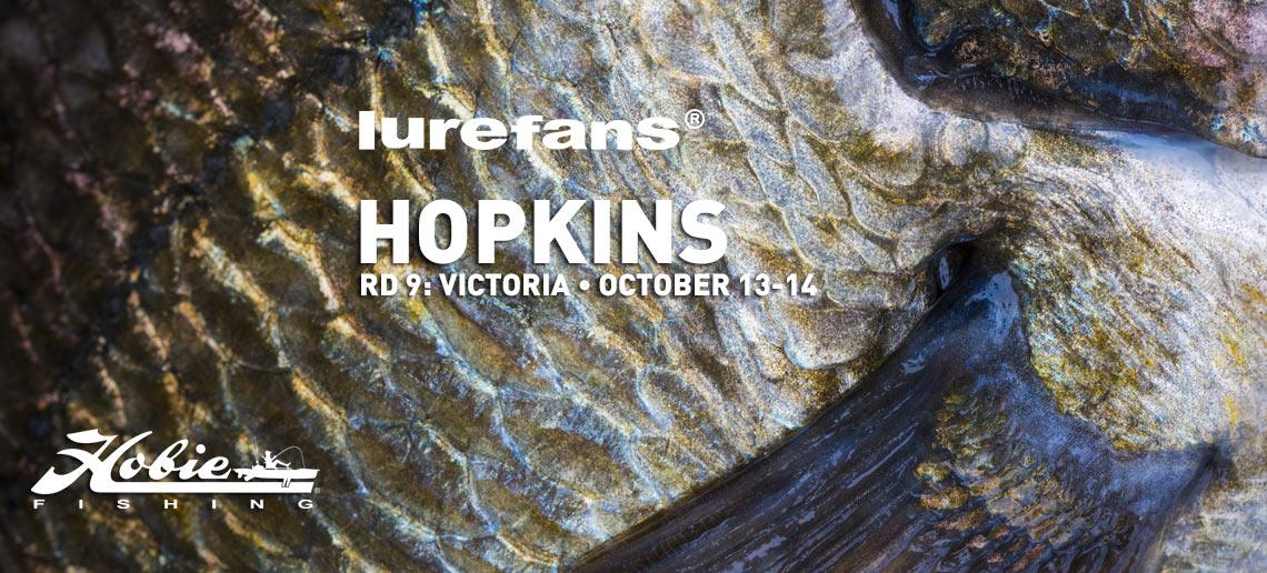 Lurefans Round 9. Hopkins, VIC.