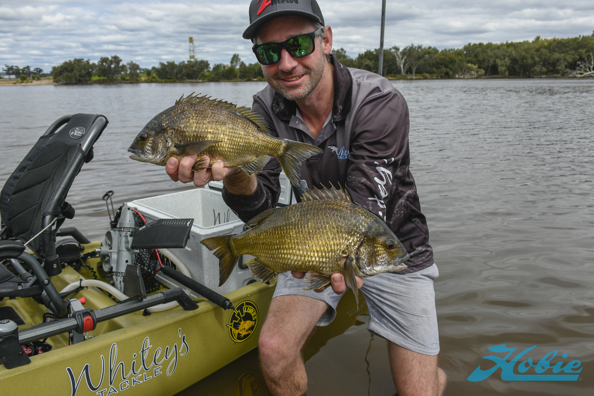 hobie bream angler ban oakes
