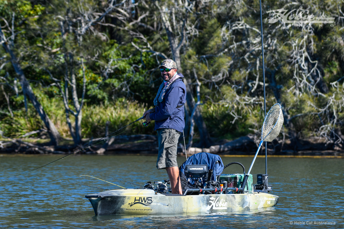 hobie bream angler paul dunlop