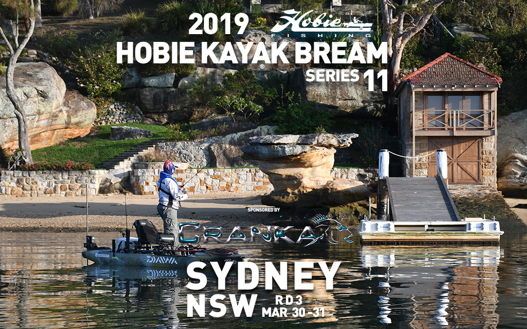 Cranka Lures Round 3. Sydney, New South Wales 2019