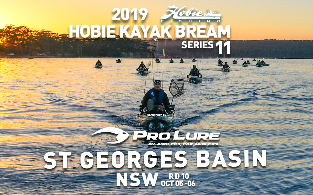 Pro-Lure Round 10. St. Georges Basin, NSW 2019
