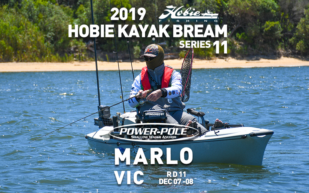 Power-Pole Round 11. Marlo, VIC 2019