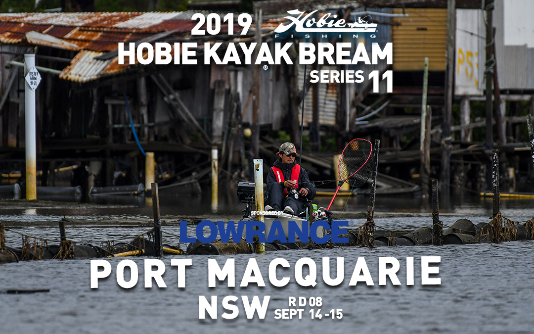 Lowrance Round 8. Port Macquarie, New South Wales 2019