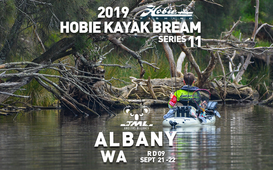 JML Round 9. Albany, WA 2019
