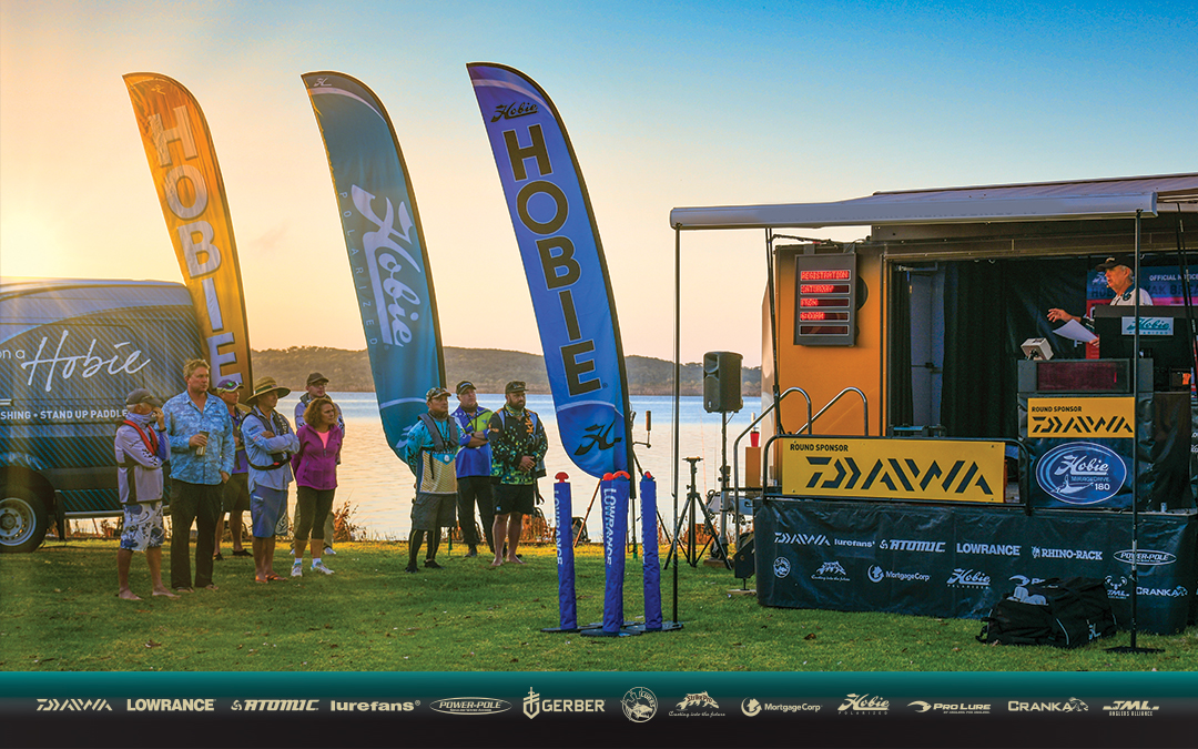 Hobie Kayak Bream Series 11 Australian Championship Announcement