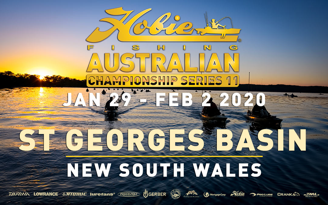 Hobie Kayak Bream Series 11 Australian Championship