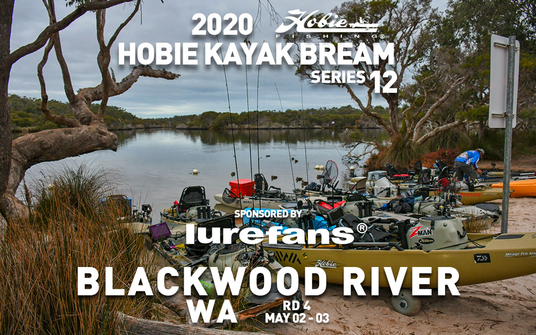 Lurefans Round 4. Blackwood River, WA 2020