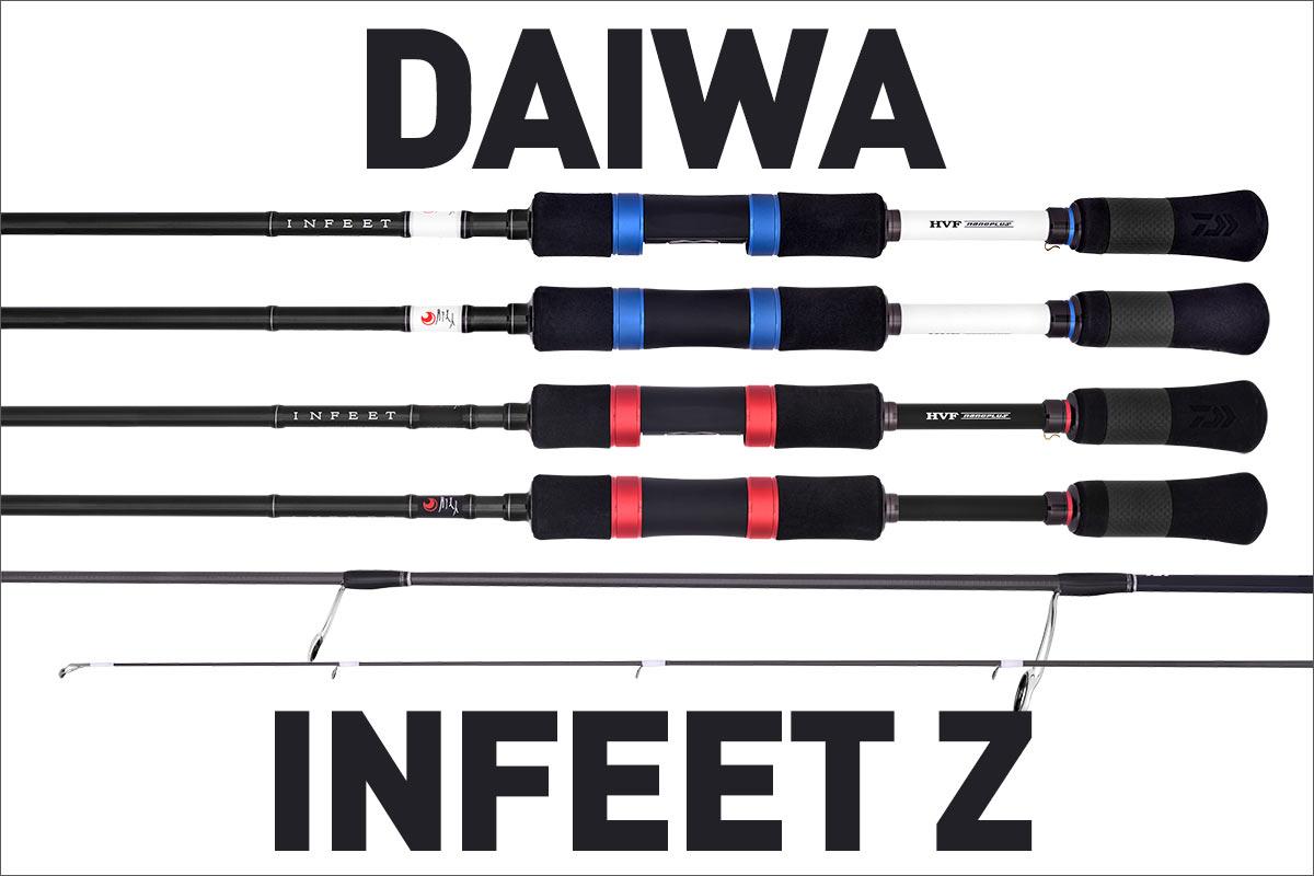 daiwa infeet z