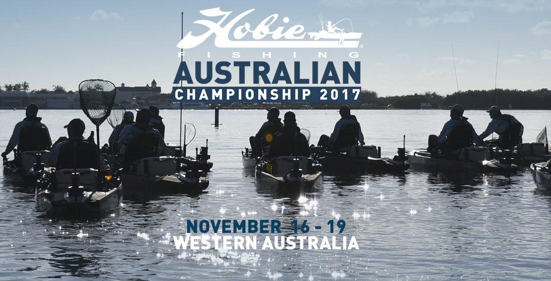 2017 Hobie® Kayak Bream Series 9 Australian Championship – Western Australia.
