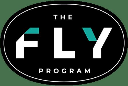 logo the fly program mental health awareness
