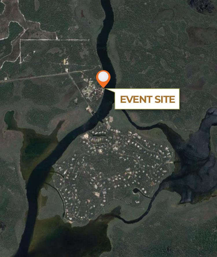 blackwood river hobie fishing event site