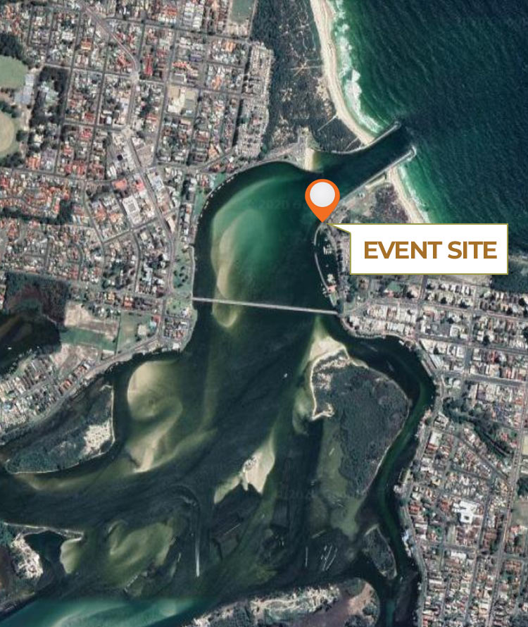 forster hobie fishing event site