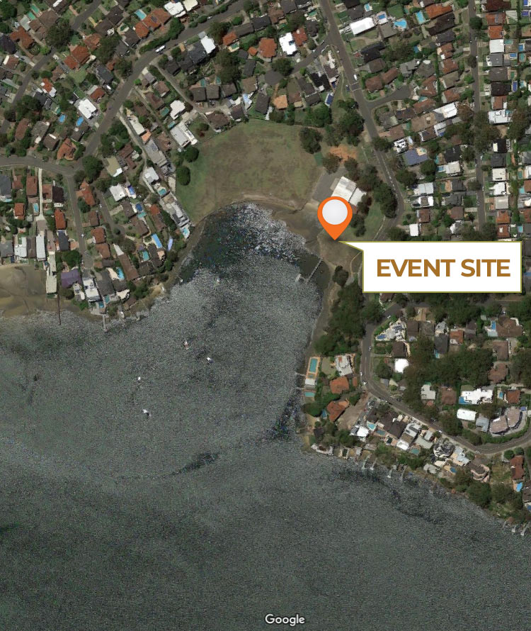 georges river hobie fishing event site