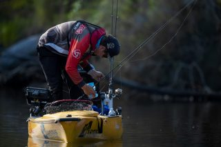 hobie fishing series 13 round 1 nicholson river 12
