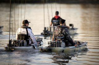 hobie fishing series 13 round 1 nicholson river 20