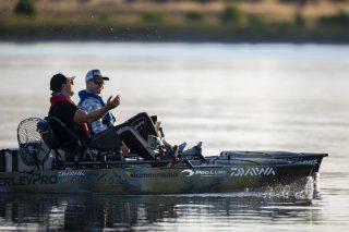 hobie fishing series 13 round 1 nicholson river 22
