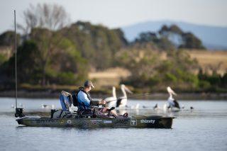 hobie fishing series 13 round 1 nicholson river 29