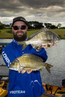 hobie fishing series 13 round 1 nicholson river 34