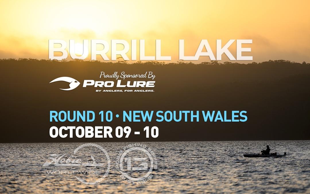 hobie fishing series 13 round 10 burrill lake 2021