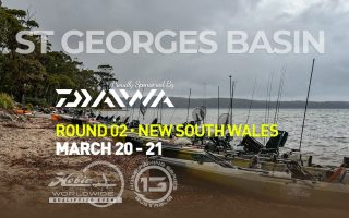 hobie fishing series 13 round 02 st georges basin 2021