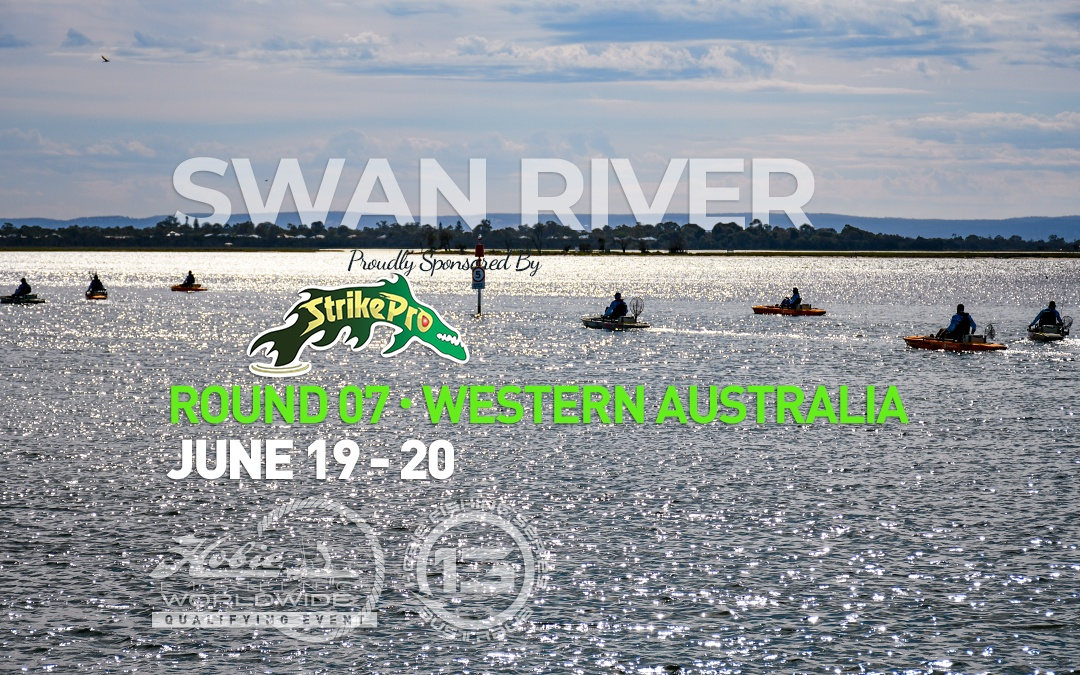 hobie fishing series 13 round 07 swan river 2021