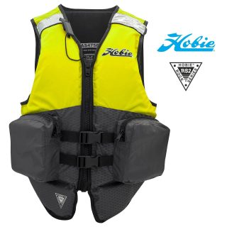 hobie rock series 2 pfd yellow australian certified - Hobie Kayak Fishing Series