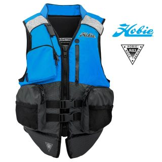 hobie rock series 3 pfd blue australian certified - Hobie Kayak Fishing Series