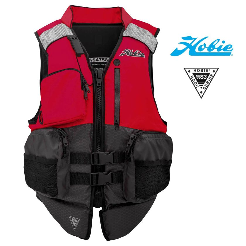 hobie-rock-series-3-pfd-red-australian-certified