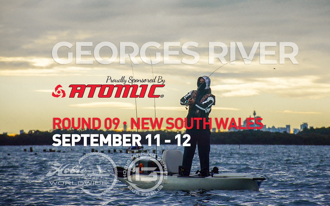 Atomic Round 9. Georges River, New South Wales 2021
